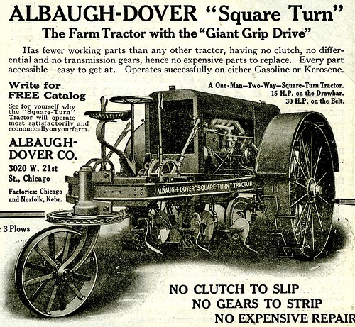 Dover Tractor